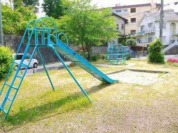 秋篠三和町第2号街区公園の画像1