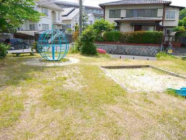 秋篠三和町第2号街区公園の画像2