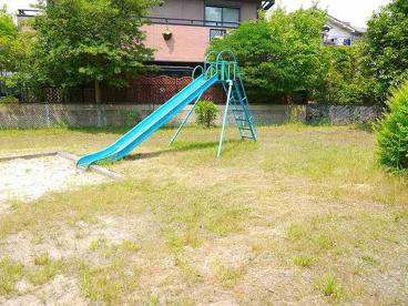 秋篠三和町第2号街区公園の画像3