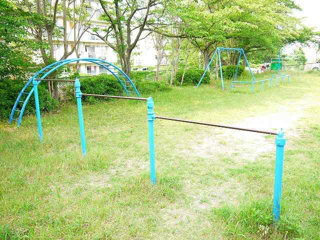 学園朝日西町街区公園の画像