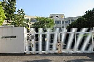 東大阪市立意岐部東小学校の画像1