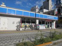 ローソン鶴見4丁目店