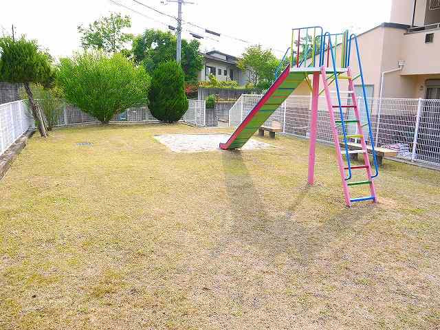 学園朝日元町一丁目街区公園の画像