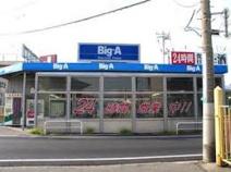 ビッグ・エー 習志野大久保店