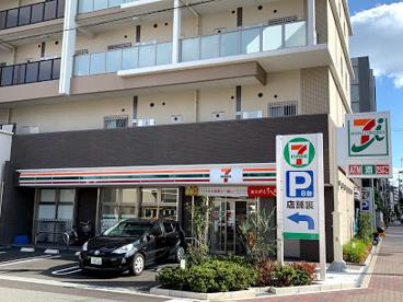 セブン-イレブン 大阪中道4丁目店の画像1