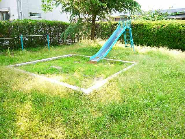 敷島町1丁目児童公園の画像