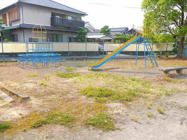 奈良競輪場児童遊園の画像