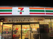 セブンイレブン 練馬石神井高校前店