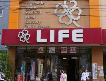 ライフ 神田和泉町店の画像1