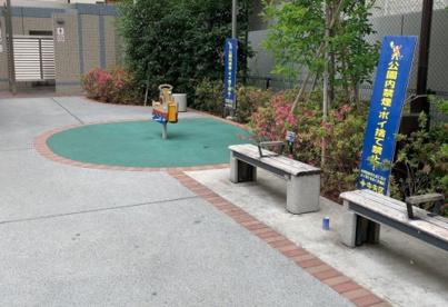 左衛門橋南児童遊園の画像1