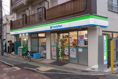 ファミリーマート 東中野五丁目店の画像1