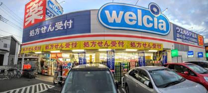 ウエルシア薬局飯能柳町店の画像1
