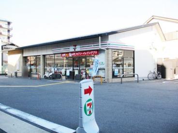 セブンイレブン 京都松室店の画像1