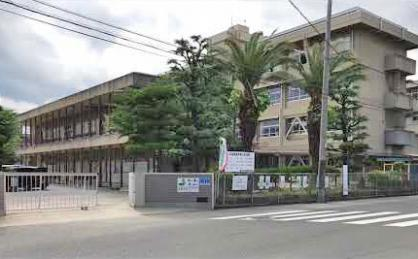 福山市立城南中学校の画像1