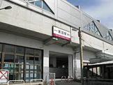 東武スカイツリーライン新田駅