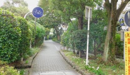 大島緑道公園の画像1