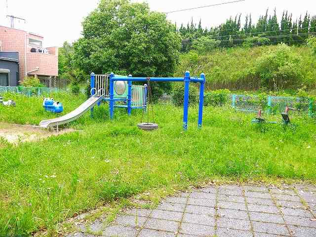 佐保台西町緑地の画像