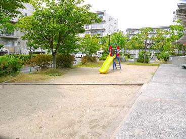 UR都市機構平城左京団地公園の画像3