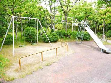 平城朱雀第1住宅公園の画像1