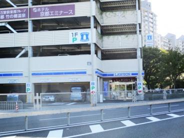 ローソン 京都境谷大橋店の画像1
