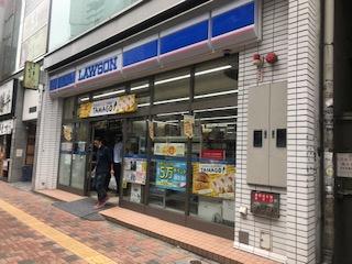 ローソン 西新宿小滝橋通店の画像1