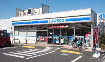 ローソン 練馬富士見台店の画像1