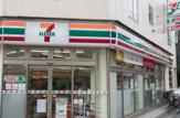 セブンイレブン 江東毛利店
