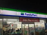 ファミリーマート 河合町池部店