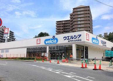 ウエルシア神戸伊川谷有瀬店の画像1