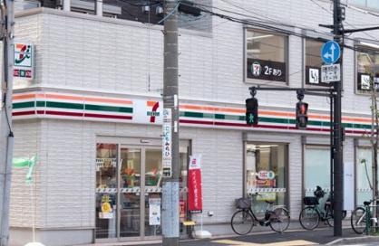セブンイレブン 江東西大島駅西店の画像1