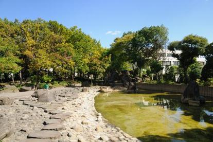 神谷堀緑地の画像1