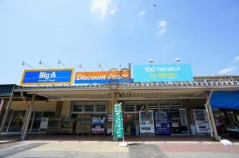 ビッグ・エー 東大和芝中団地店の画像1