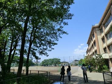 東大和市立第三中学校の画像1