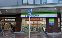ファミリーマート近鉄針中野駅店