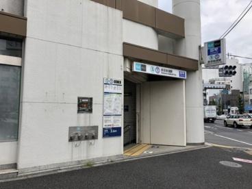 赤羽岩淵駅3番出口の画像1