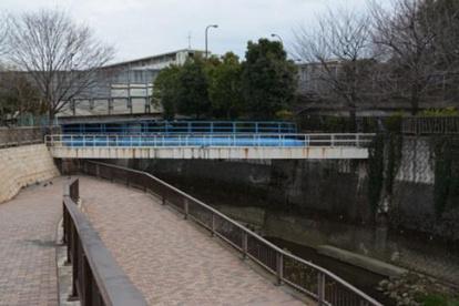 長光寺橋緑地の画像1