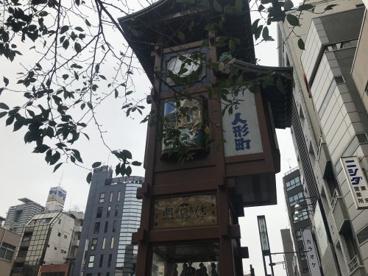 人形町からくり櫓の画像1