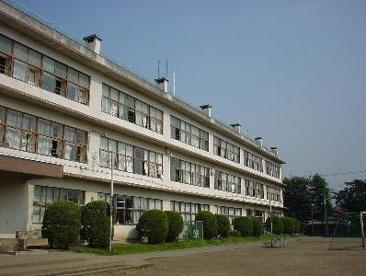 立川市立立川第五中学校の画像1