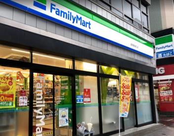 ファミリーマート 浅草橋駅東口店の画像1