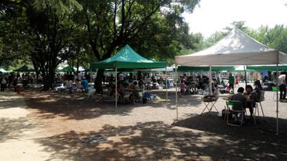 国営昭和記念公園 バーベキューガーデンの画像1