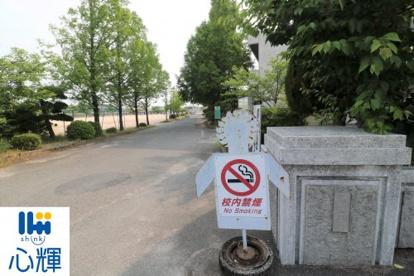山口市立阿知須中学校の画像1