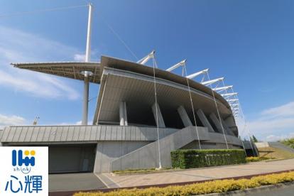 維新百年記念公園球技場の画像1