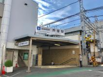 阪神「芦屋」駅