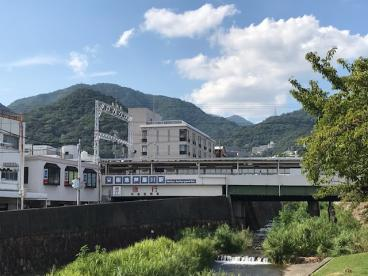 阪急「芦屋川」駅の画像2