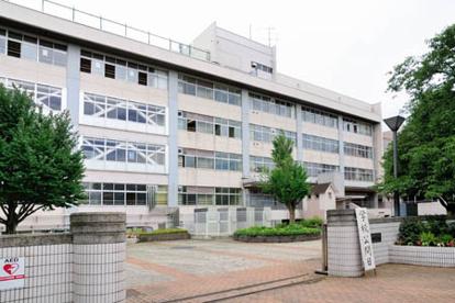 武蔵野市立第四中学校の画像1