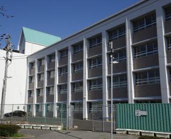 神戸市立太田中学校の画像1