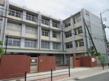 大阪市立緑中学校