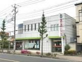 青木信用金庫 東越谷支店