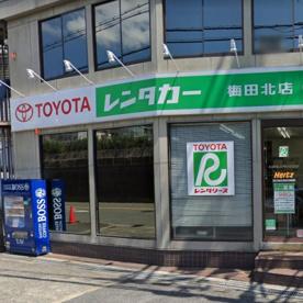 トヨタレンタリース 梅田北店の画像1