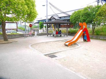 櫟本駅前公園の画像1